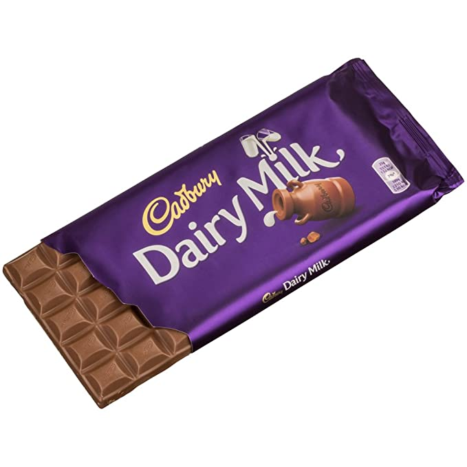 MILKA chocolate cadbury dairy milk tableta 200 gr