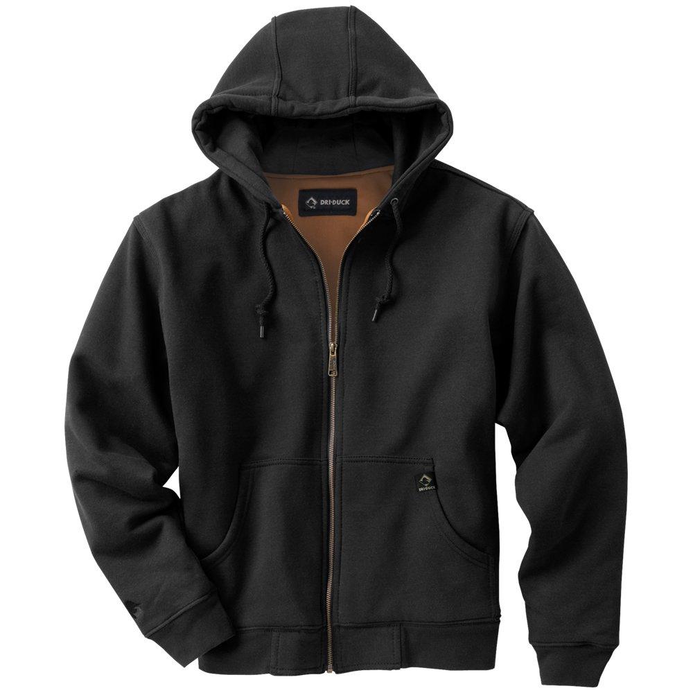 Amazon.com: DRI Duck Men's Crossfire Hooded Fleece Jacket: Sports & Outdoors