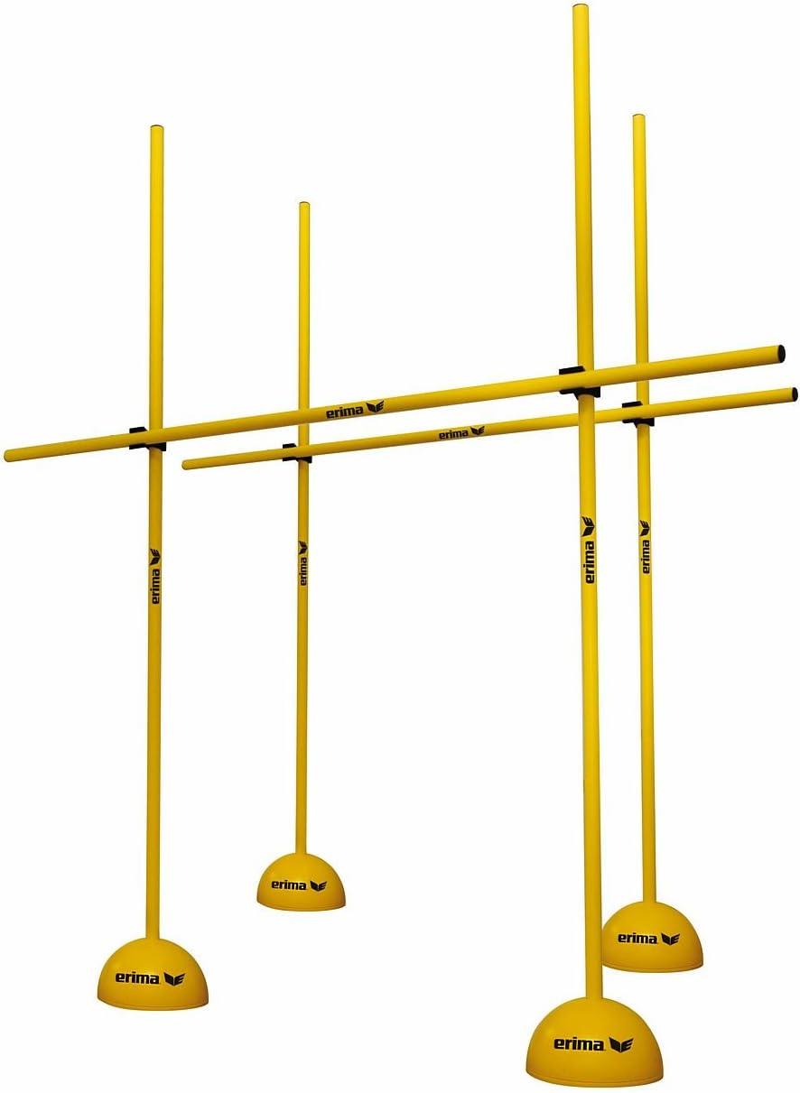 vallas de entrenamiento ajustables en altura