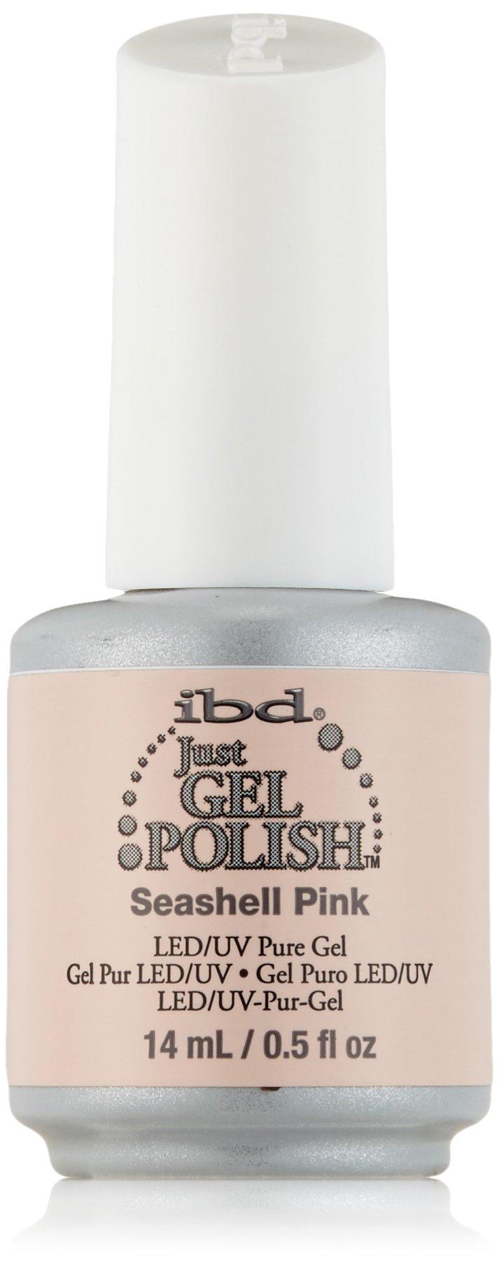 Ibd Ibd Ibd Just Gel Polish Led/uv Gel - Seashell Pink