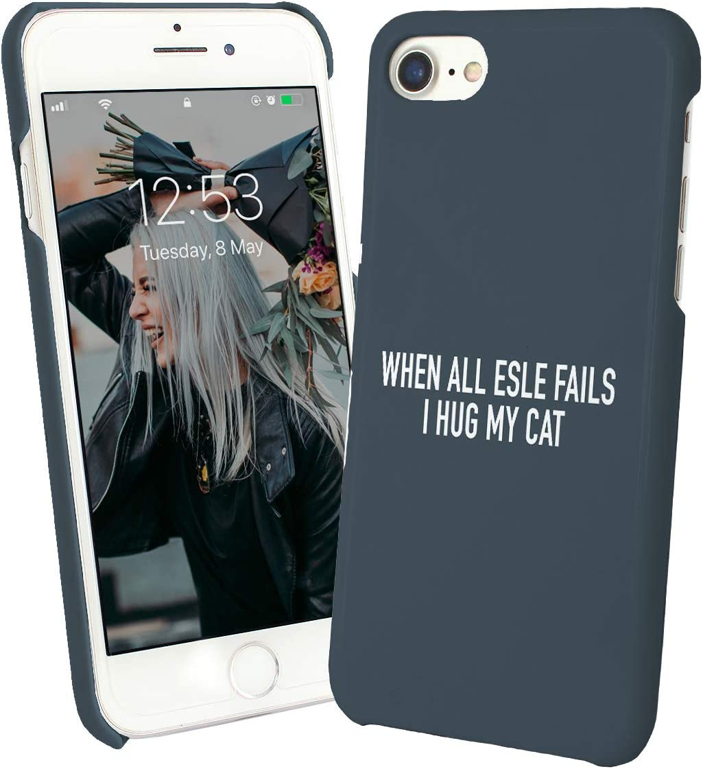 LumaCases Cat Faith Love Hug Quote_010338 Protective Phone Mobile ...