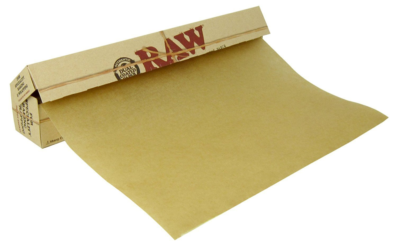 6-Pack RAW Rolling Paper Parchment Paper 300mm