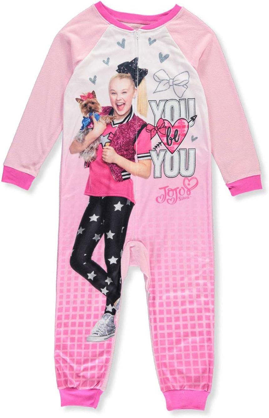 Amazon.com: Nickelodeon Girls' JoJo Siwa Blanket Sleeper: Clothing