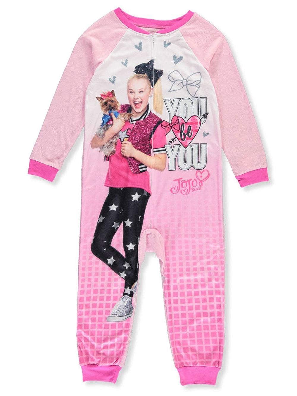 Nickelodeon Girls JoJo Siwa You Be You Blanket Sleeper
