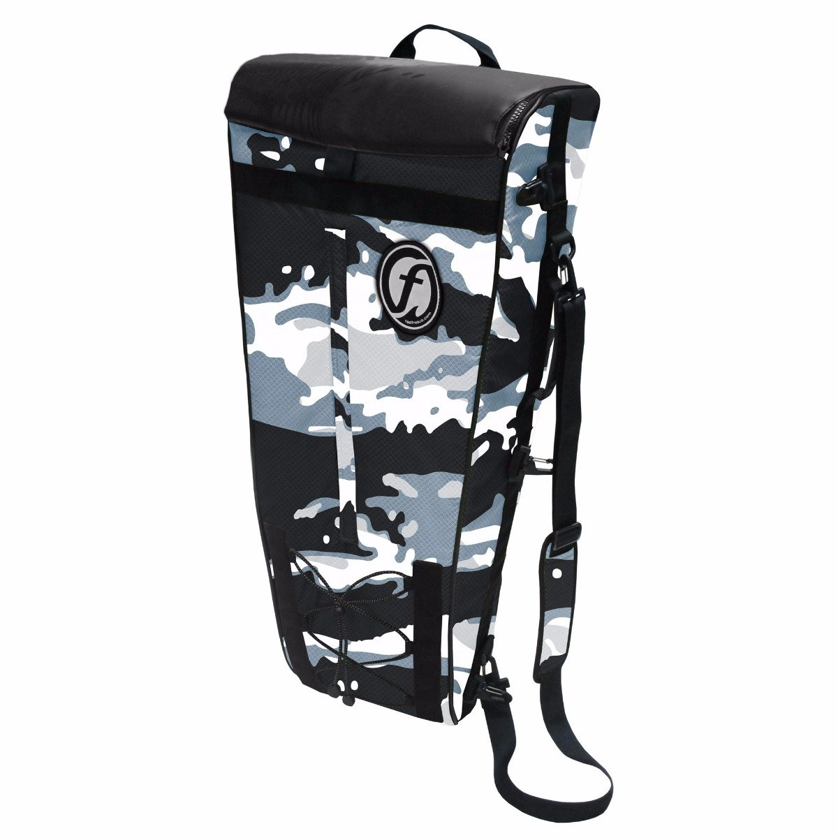 Feel Free Fish Bag Large Winter Camo by Feel Free