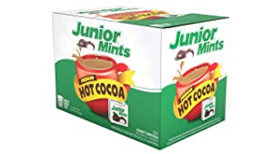 Junior Mint Chocolate MintSingle-Cup Hot Cocoa for Keurig K-Cup Brewers, 12 Count
