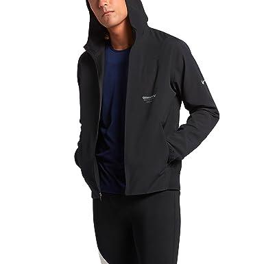6d98c09c Amazon.com: NikeLab Gyakusou Dri-FIT Men's Running Jacket (Large, Black/Light  Bone): Clothing