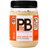 PBfit— All-Natural Peanut Butter Powder, Produced By BetterBody Foods — 8 Oz