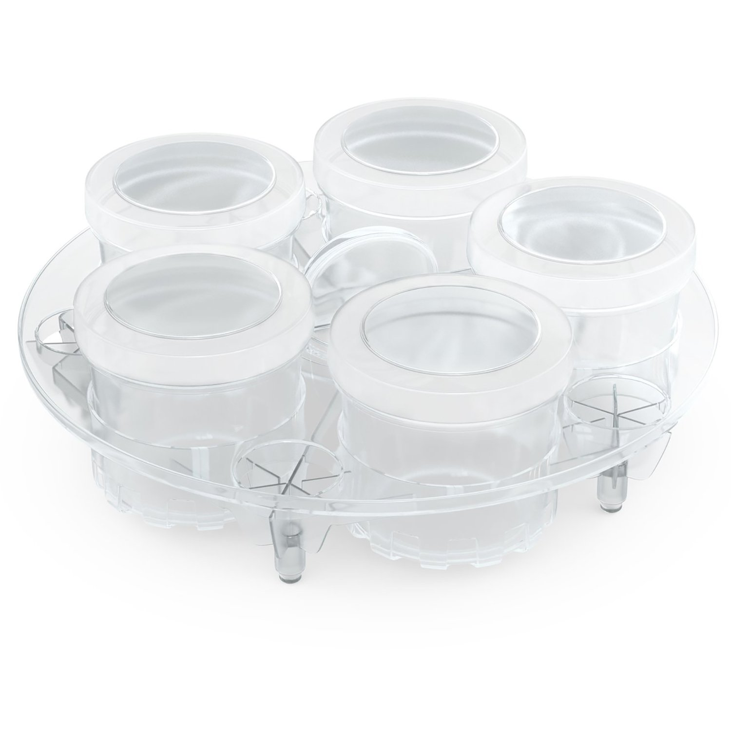 Instant Pot Accessory Yogurt Maker Cups