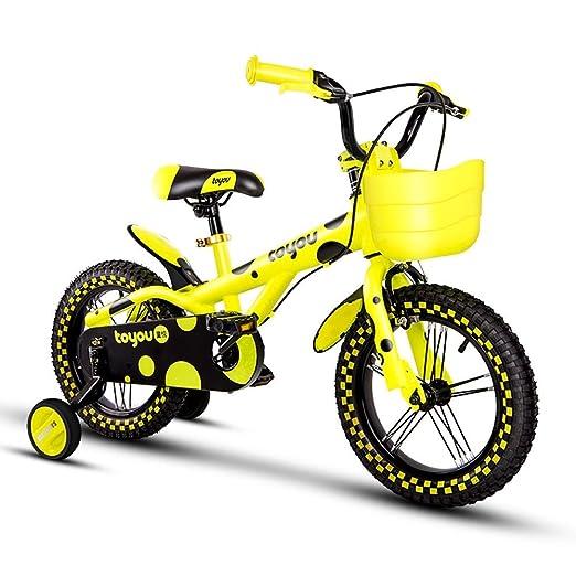CYXYXXYX Freestyle Niños Bicicleta De Montaña para Niños para ...