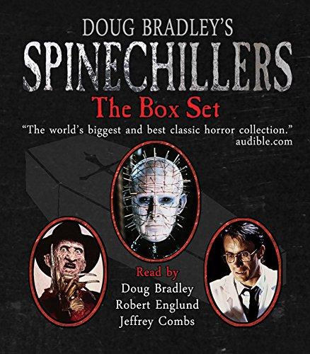 Doug Bradley's Spinechillers: The Box Set ebook