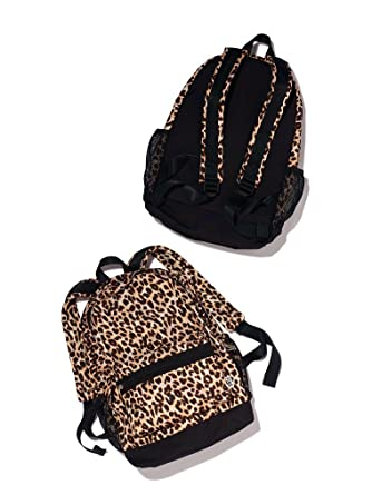 Amazon.com | NEW PINK Cheetah Print Backpack W/ Bottle Holders ...