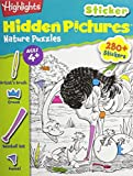 img - for Highlights Sticker Hidden Pictures  Nature Puzzles book / textbook / text book