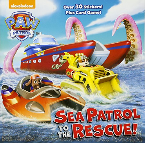 Sea Patrol to the Rescue! (PAW Patrol) (Pictureback(R))