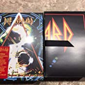 Def Leppard Hysteria 5 Cd 2 Dvd 30th Anniversary