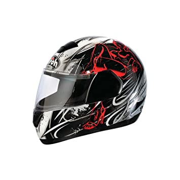 Airoh Casco Integral Speed Fire Evil