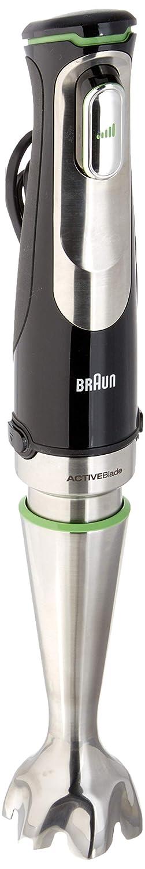 Braun MQ9037 Multiquick 9 Hand Blender, Black MQ9037X