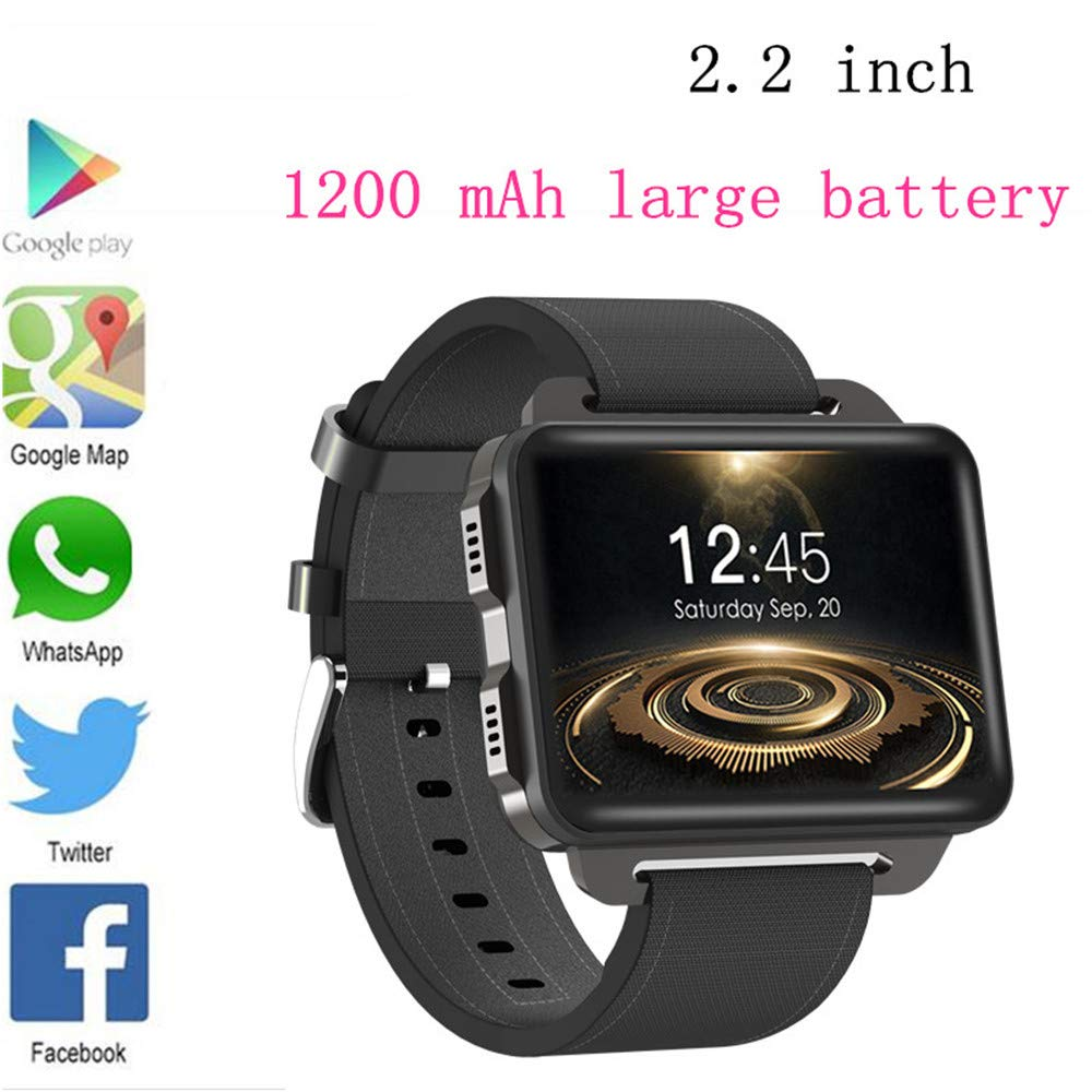 Amazon.com: WZHESS Smart Watch IP68 Waterproof, IPS2.2-Inch ...