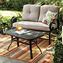 SONOMA Goods for Life Claremont Patio Loveseat & Coffee Table 2-piece Set