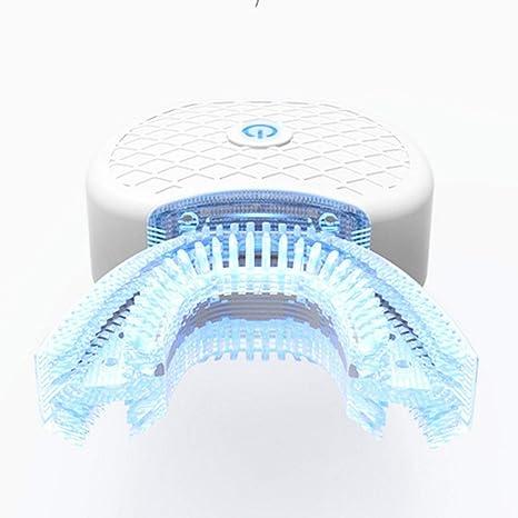 Ballylelly Cepillo de dientes eléctrico recargable automático Sonic Dientes para blanquear el cepillo de dientes