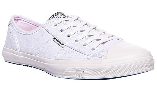 best service 178f6 0ded6 Superdry Low PRO Sneaker, Scarpe Stringate Derby Donna