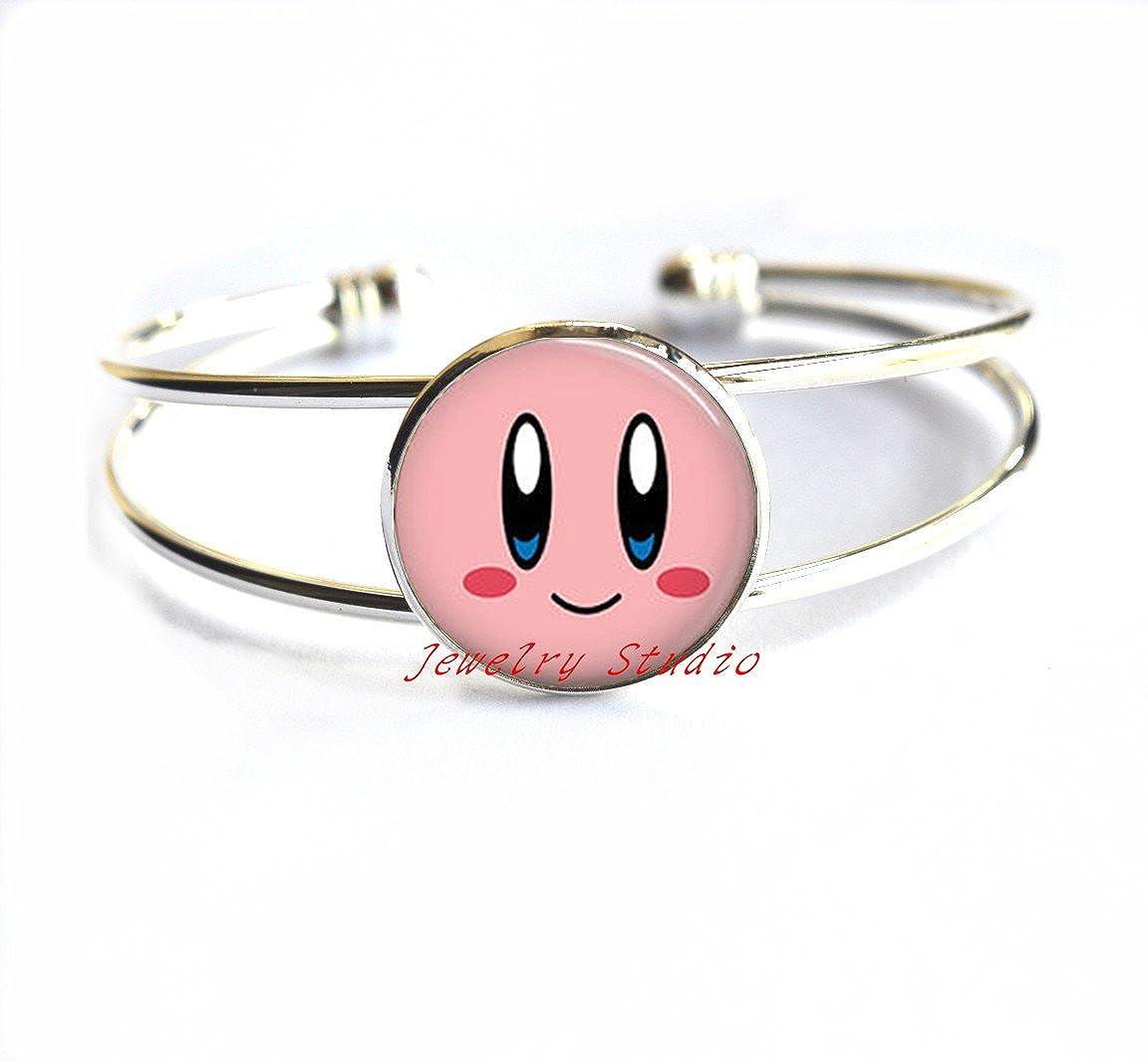 Small Dangle Bracelet-HZ0093 Charming fashion moon Bracelet,Smile Face Bracelets Bracelet Kids Bracelet Smiley Bracelet Smile Face Bracelet