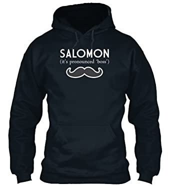 60% Rabatt Bestseller einkaufen modernes Design teespring Men's Novelty Slogan Hoodie - Salomon It's ...