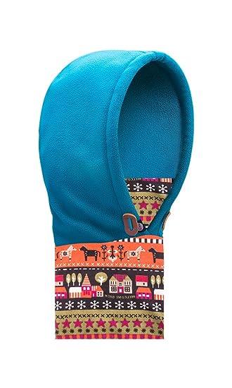 cd5fe50207a DEKINMAX WATERFLY Fleece Balaclava for Boys Girls Winter Windproof Fleece  Warm Scarf Full Face Mask Hat