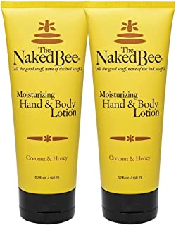 product image for The Naked Bee Coconut & Honey Moisturizing Hand & Body Lotion, 6.7 Oz - 2 Pack
