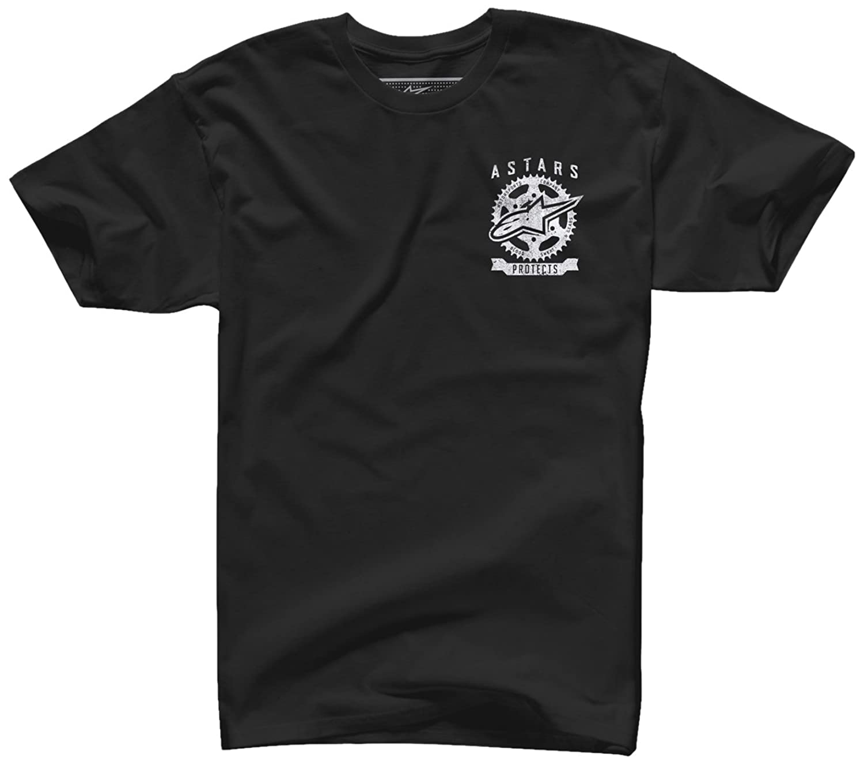 Alpinestars Men's Protects Crew Neck Short Sleeve T-Shirt