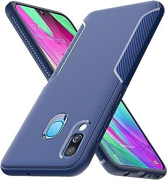 Ferilinso Funda para Samsung Galaxy A40, Diseño de Moda Funda de ...