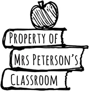 Propiedad de aula libro tinta Dirección Nombre, texto