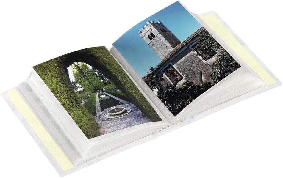 pour 100 photos au format 10 x 15 cm Hama Album Minimax Triangle