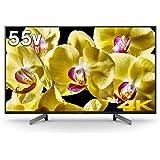 ソニー SONY 55V型 液晶 テレビ ブラビア 4K Android TV機能搭載 2019年モデル KJ-55X8000G