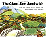 The Giant Jam Sandwich, Janet Burroway, 0618839526