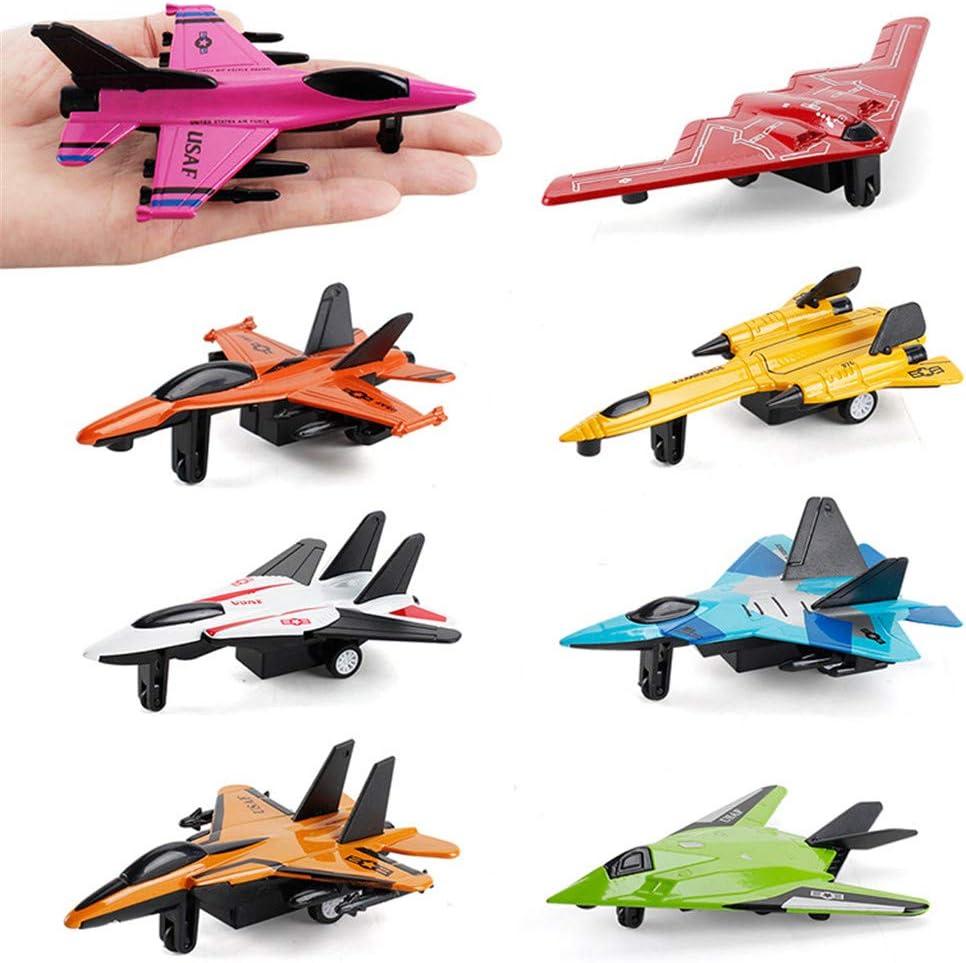 Miniature Dollhouse FAIRY GARDEN Accessories ~ TINY White Toy Airplane Plane