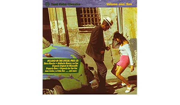 Tumi Cuba Classics Volume 1: Son by Various artists on Amazon Music - Amazon.com