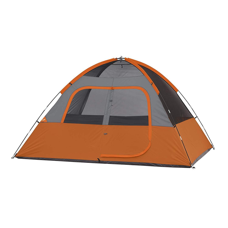 CJZSA Outdoor-Camping Qualität DREI-Personen-Doppelzelt wasserdicht warm und komfortabel Vier Jahreszeiten Wandern