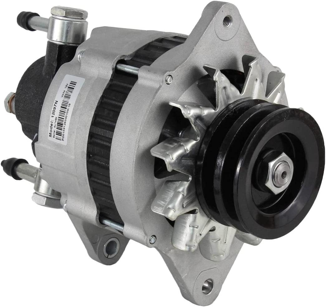 New Alternator For Isuzu 4-cyl 3.9 4BD2 Engine NPR W6 W7 Models