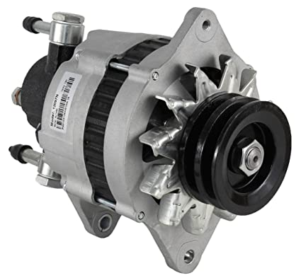 New ALTERNATOR FITS Isuzu NPR 3.9 Turbo Diesel w/Vac Pump 2912760000, 8970237331