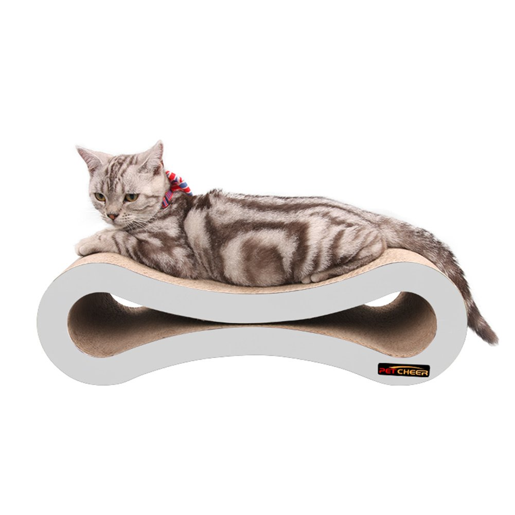 PetCheer MJ060W Ultimate Cat Scratcher Lounge Sofa