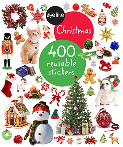 Eyelike Stickers: Christmas - Christmas Stickers