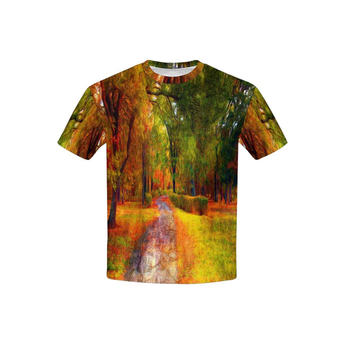 INTERESTPRINT Kids T-Shirts XS-XL