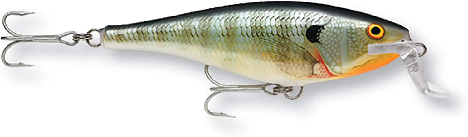 Unisex-Adult Rapala Super Shad Rap Se/ñuelo 45 gr 140 mm