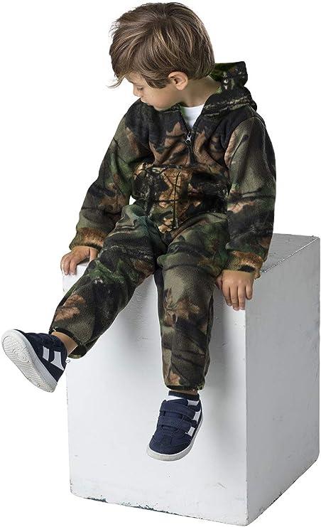 Amazon.com: Trail Crest infantil camuflaje chamarra ...