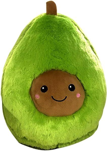 40cm Avocado Plüschtier Kissen Puppe Deko-Kissen Kuscheltier Spielzeug Geschenke