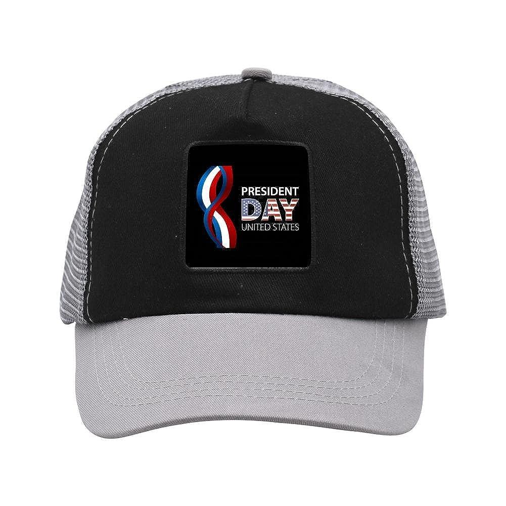 Nichildshoes hat Mesh Caps Hats for Men Women Unisex Print USA Day