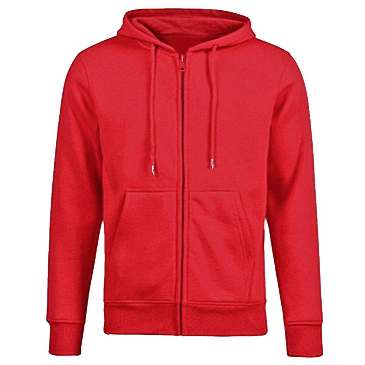 Samtree Women's Drawtring Hoodie Zip up Sweatshirt Sport Fleece Jacket