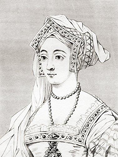 Jane Seymour 1508 Poster Print