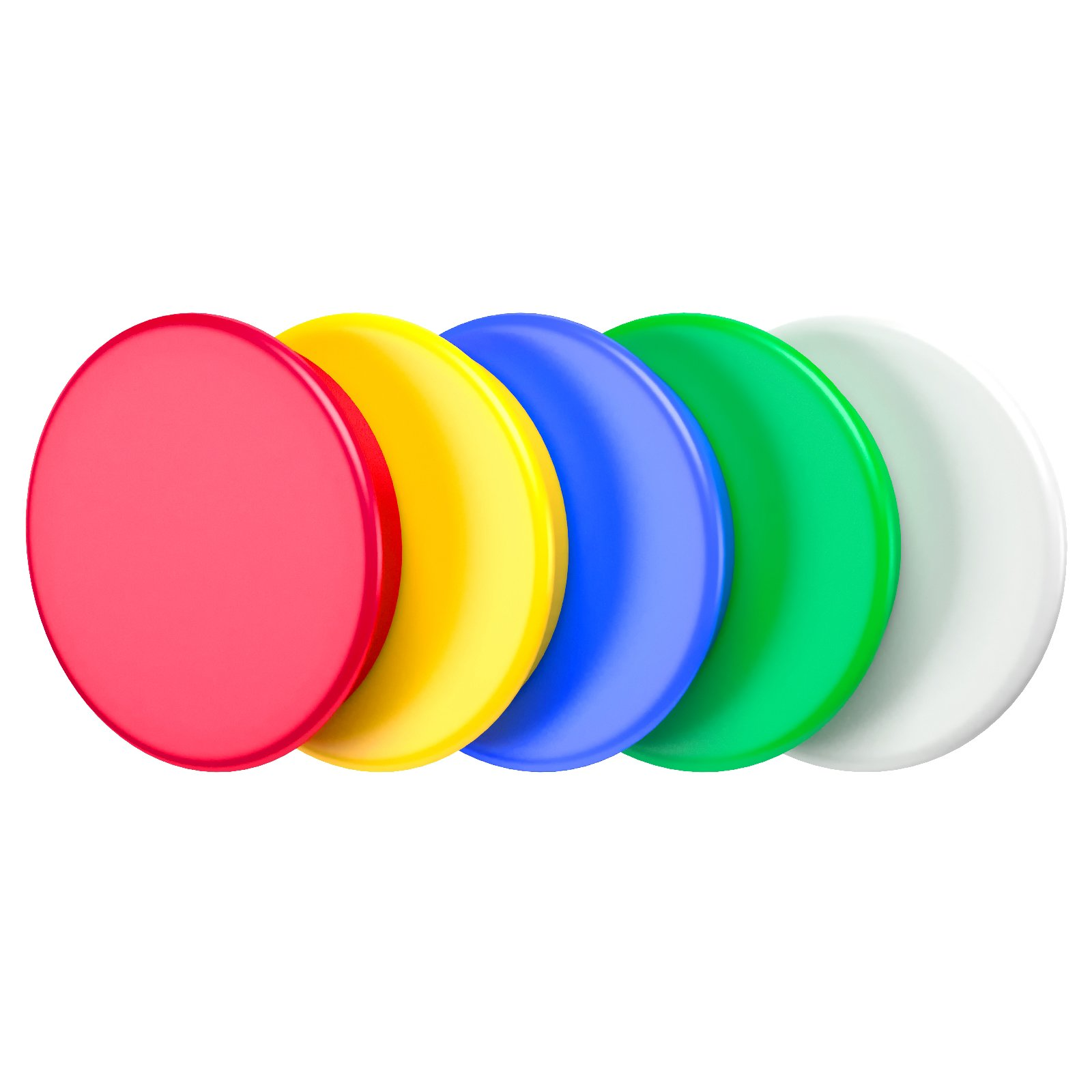 36-piece Veemoh Heavy duty Office magnets pack - Office, Kitchen, Refrigerator, Whiteboard magnet set by Veemoh (Image #2)